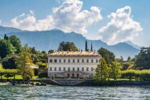 Villa Melzi sul lago di Como