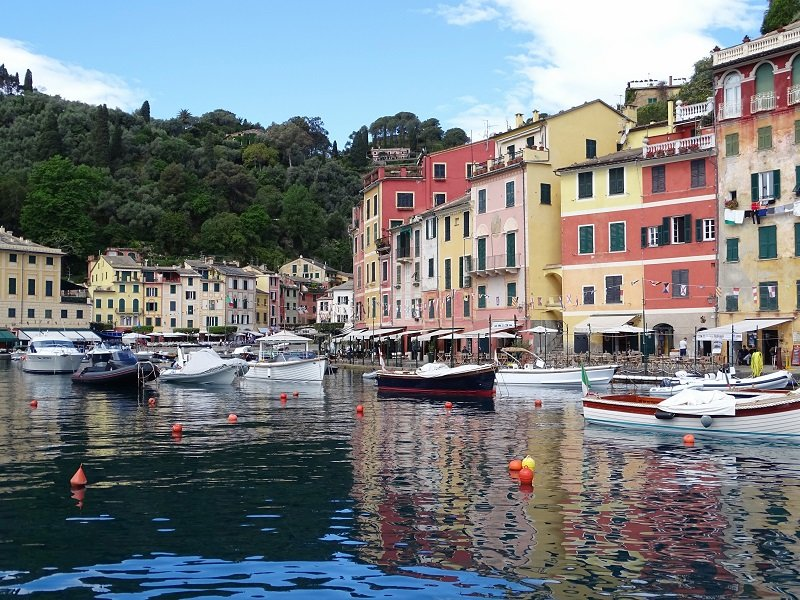 Portofino is one of the 8 top spots near Piedmont