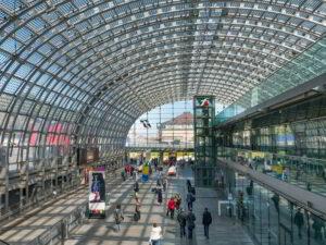 Stazione Torino Porta Susa per Parigi