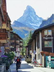 Zermatt è una delle otto mete intorno al Piemonte