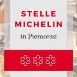stelle michelin in Piemonte